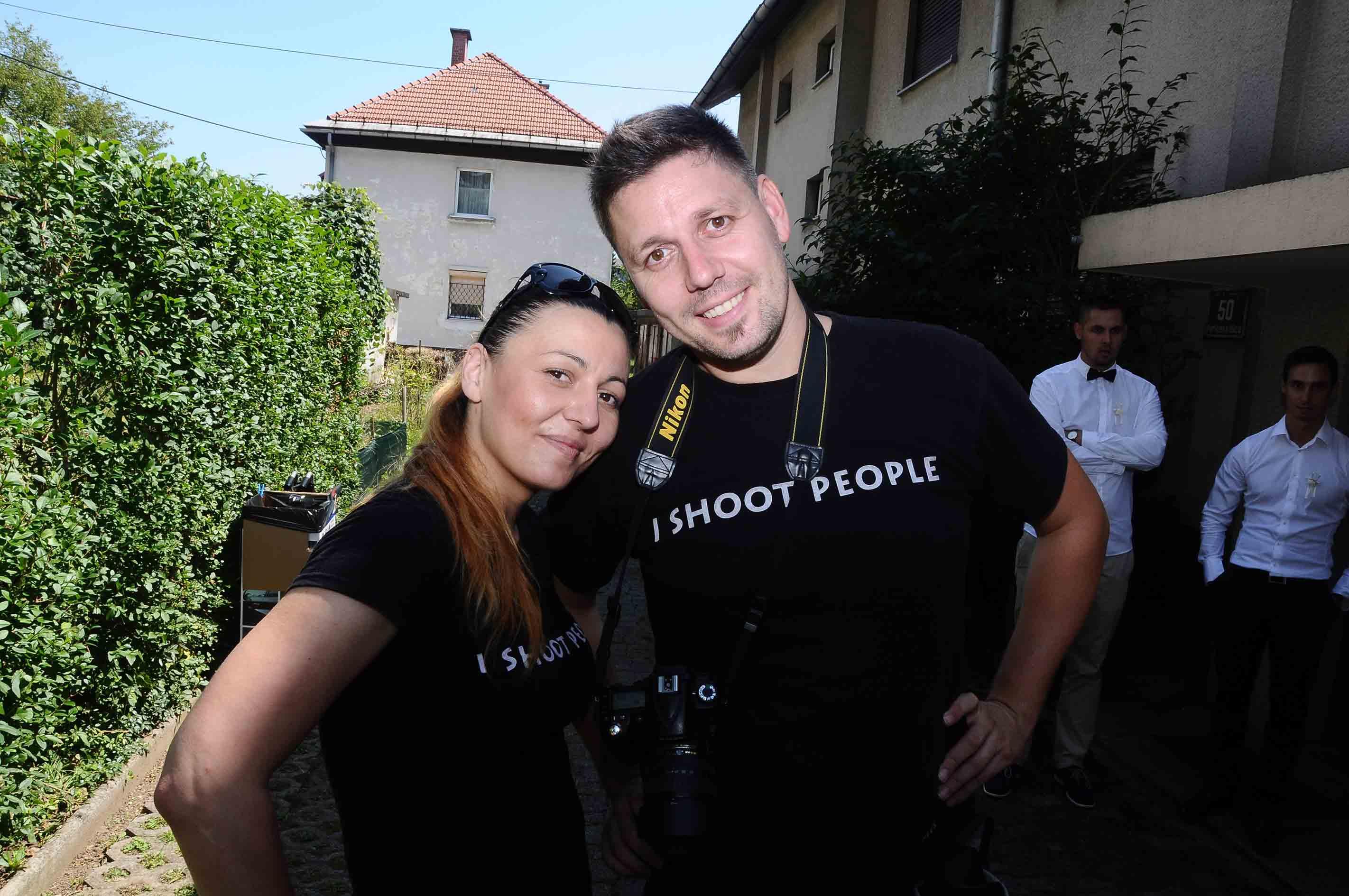 Anja Anžič in Aleš Anžič ENCHPRO